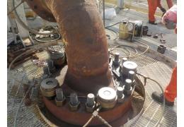 VGO定檢反應器觸媒裝卸